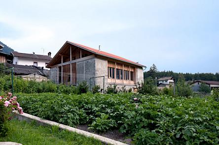 Wohnhaus außen