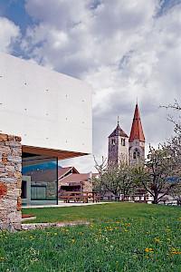 Moderne und nachhaltige Architektur