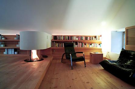 Wohnzimmer in Glurns