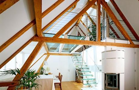 Architektur zum Wohnen