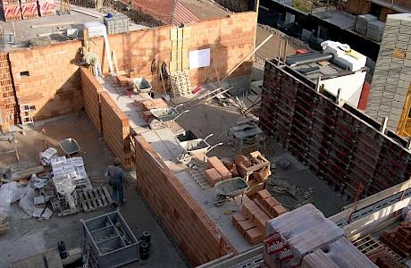 Klimahaus in Massivbauweise – Mauerwerksbau
