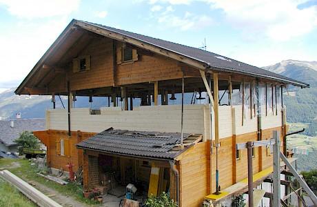 Dachanhebung - Neuer Wohnraum unterm Dach