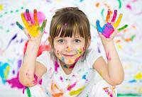 Warum wohl werden Kinder den Fimmel haben, die Wände beschmieren zu wollen?