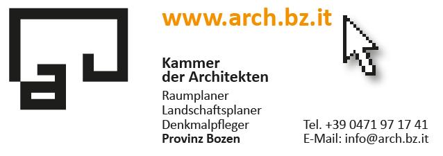 Kammer der Architekten