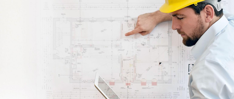 Aus den Laserscanner-Ergebnissen lassen sich mit der entsprechenden Software und durch einfache Bearbeitung, Volumen, Flächen, Grundrisse und Schnitte, vollständige und vor allem aktuelle Pläne und Ansichten von enormer Genauigkeit ableiten.