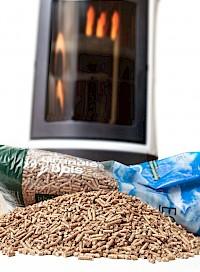 Häuser die mit automatischen Lüftungsanlagen ausgestattet sind, benötigen Kamin- und Pelletöfen die raumluftunabhängig funktionieren.