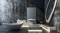 Die Möglichkeiten, fugenlose Badezimmer zu gestalten, sind immens. Es stehen verschiedene Farben und Strukturen zur Auswahl, die genügend Gestaltungsfreiraum für individuelle Lösungen bieten.