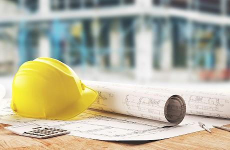Die Sicherheit auf der Baustelle