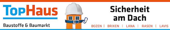 Tophaus Sicherheit am Dach